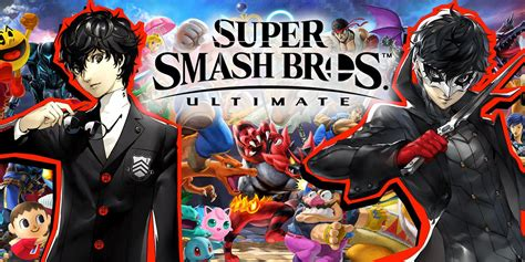 The Case for More Persona Characters in Super Smash Bros ...