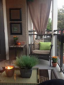15, fabulous, small, balcony, decoration, ideas, for, awesome