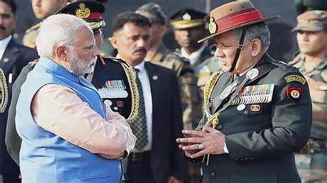 PM मोदी की तीनों सेना प्रमुखों से मुलाकात खत्म- एक्शन लेने ...