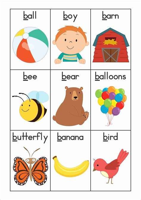 alphabet phonics letter of the week b my tpt products 115 | ce94fb444faad37a194f3cad1de0e9b8