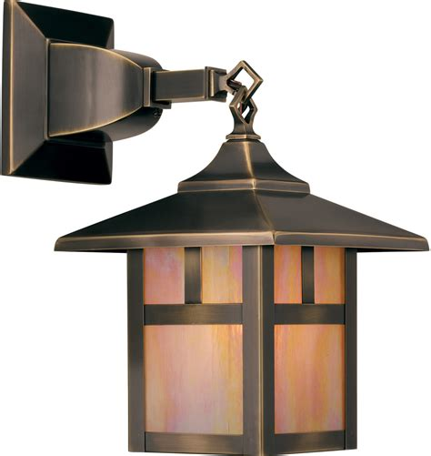 craftsman style hanging outdoor light lighting design ideas craftsman mission style outdoor