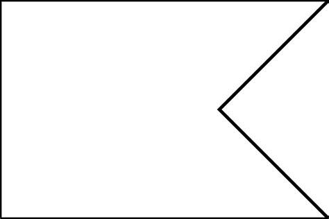 fileflag shape swallowtailsvg wikimedia commons