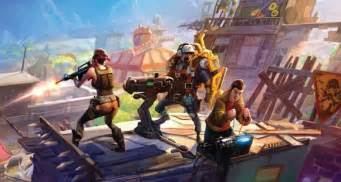 design ps4 dev details fortnite s metamorphosis from scary realism to lighthearted vg247