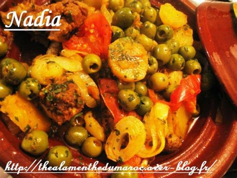 tajine marocain d agneau aux olives et pommes de terre