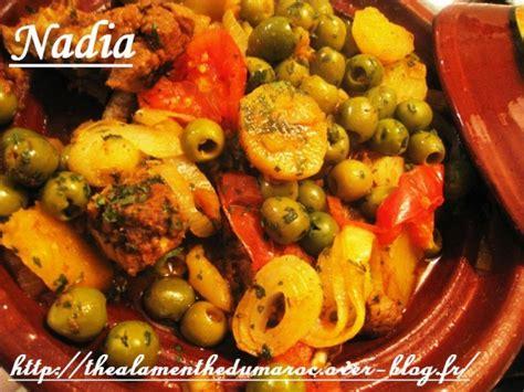 cuisine marocaine tajine agneau tajine marocain d 39 agneau aux olives et pommes de terre