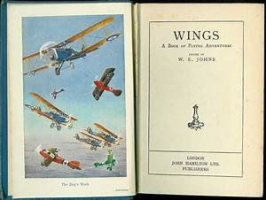 Wings  A Book Of Flying Adventures