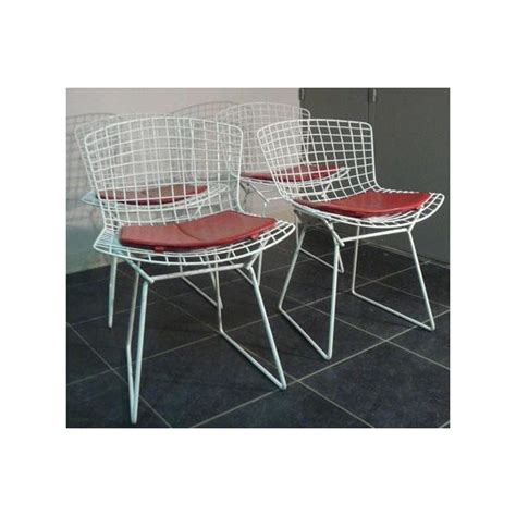 bertoia chaise chaise bertoia design vintage cote argus price for design
