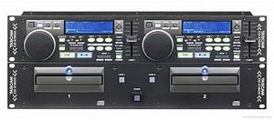 Tascam Cd-x1500 - Manual - Dual Cd Player