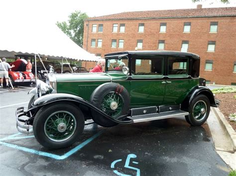 1928 Cadillac Town Sedan by Rm Auctions At St S 2012 Auction Report