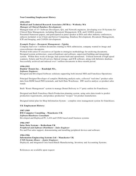 A Complete Resume by Complete Resume Word Doc