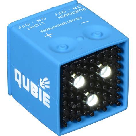 micro led strobe lights ic one two the qubie bluetooth micro led strobe icqb blu v01