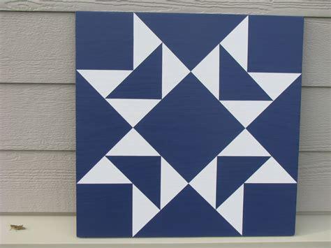 Northumberland Star! 2 X 2 Barn Quilt