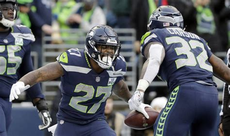 clayton  win seahawks exceed expectations  run game