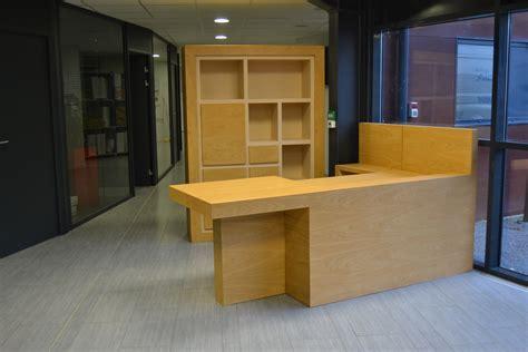 bureau d accueil espace d 39 accueil meubles en angers