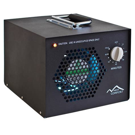 New Comfort Commercial Air Purifier / Ozone Generator with