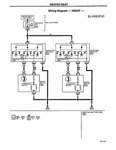 Diagram  2005 Nissan Maxima Power Seat Wiring Diagram