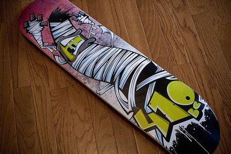 design a skateboard 55 awesome skateboard deck designs pixel curse