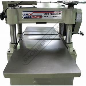 W834 - T-381B Thicknesser machineryhouse com au
