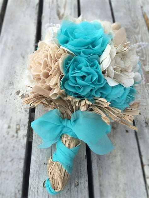 teal wedding bouquet best 25 turquoise wedding bouquets ideas on 7931