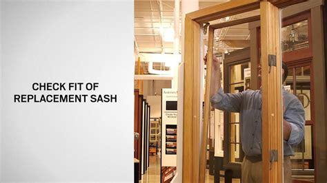 remove anderson window sash tcworksorg