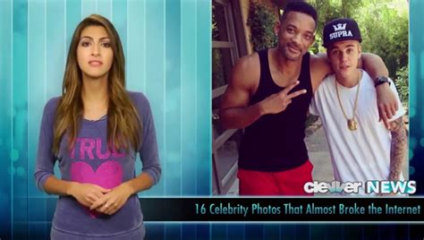 16 Celebrity Photos That Almost Broke the Internet - video ...