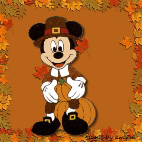 mickey mouse thanksgiving clipart clipartioncom