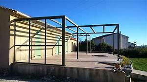 Tonnelle Pour Balcon : coupe vent terrasse trendy pare vent terrasse pour ~ Premium-room.com Idées de Décoration