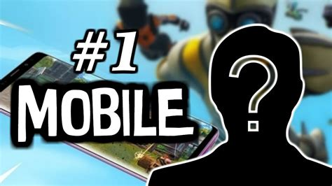 top   fortnite mobile players  youtube
