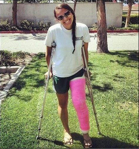 145 Best Crutches Images On Pinterest Leg Cast Crutch
