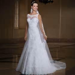 modest lace wedding dresses aliexpress buy vintage lace wedding dress 2016 modest plus size wedding gowns white