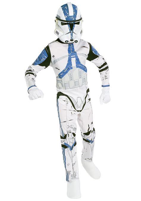 Child Clone Trooper Costume - Kids Clone Trooper Episode 3 ...