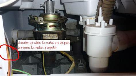 solucionado lavadora easy led1021b no centrifuga yoreparo
