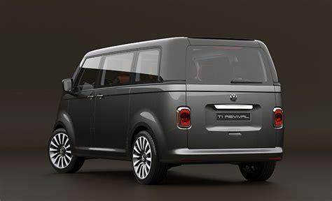 vw  microbus revival concept envisioned   platform