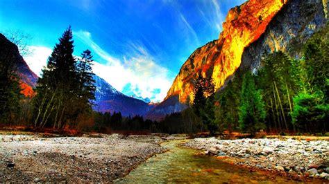 landscapes background images cool natural fresh air nature