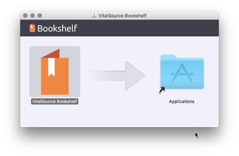 Virtualsource Bookshelf by Installing Vitalsource Bookshelf 8 2 On Mac Os X Yosemite