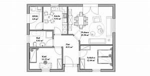119 Hausplanung Grundriss Kern Haus Familienhaus Magnum