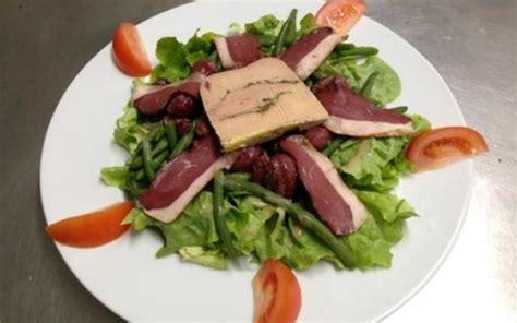 cuisine landaise recette salade landaise facile et trop bonne économique
