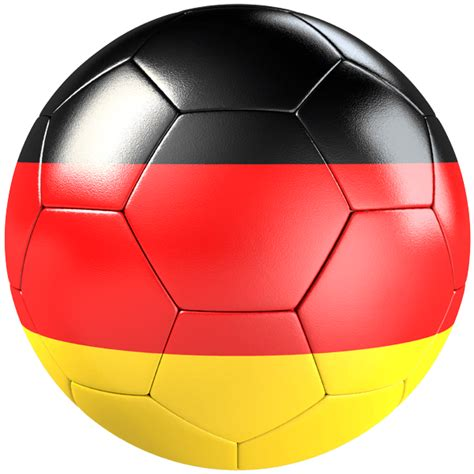 Flags of association football clubs of germany. Soccer ball flag of Germany