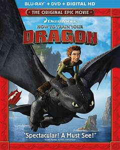 How to Train Your Dragon DVD Release Date October 15, 2010