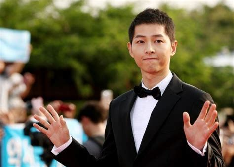 song joong ki trends worldwide   signature hairstyle