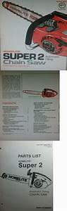Manuals And Guides 42229  Homelite Super 2 Chain Saw Owner