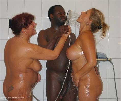 Nudechrissy Chocco Shower