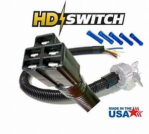 Key Switch Wire Harness Connector Plug Asy For Gravely