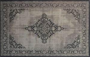 Teppich 200 X 240 : vintage orient teppich antiquity 170 x 240 cm grau teppich vintage ~ Indierocktalk.com Haus und Dekorationen