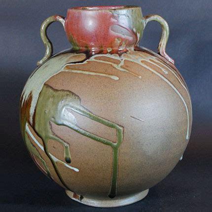ear pot buddha ear pot stoneware with ash glaze harvest mountain