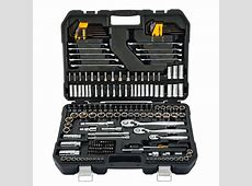DEWALT Mechanics Tool Set 200PieceDWMT75000 The Home