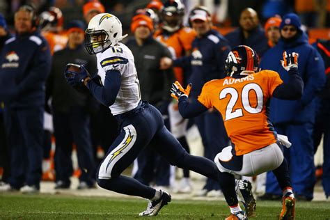 Keenan Allen In Divisional Playoffs