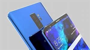 Samsung Galaxy S10 Concept Has Snapdragon 855, Triple Rear ...