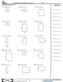 fractions worksheets grade 3 area perimeter worksheets