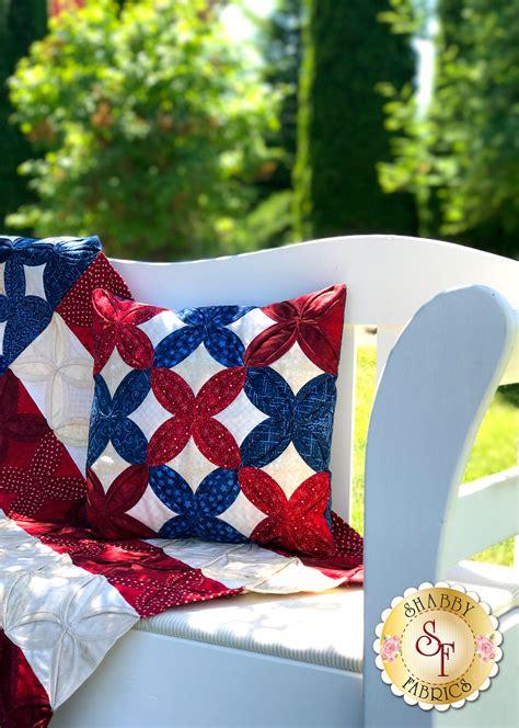 shabby fabrics cathedral window shabby fabrics cathedral window 28 images cathedral window patriotic pillow kit video